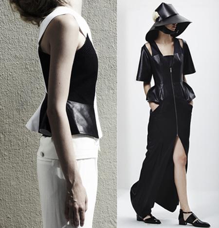 Design creations by Kim Hong-bum