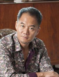 """Hanbok"" designer Kim Young-seok"