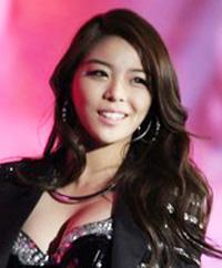K-pop singer Ailee