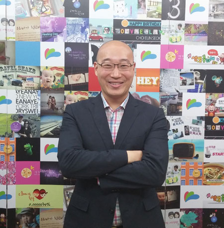 David Lee, CEO of Shakr Media