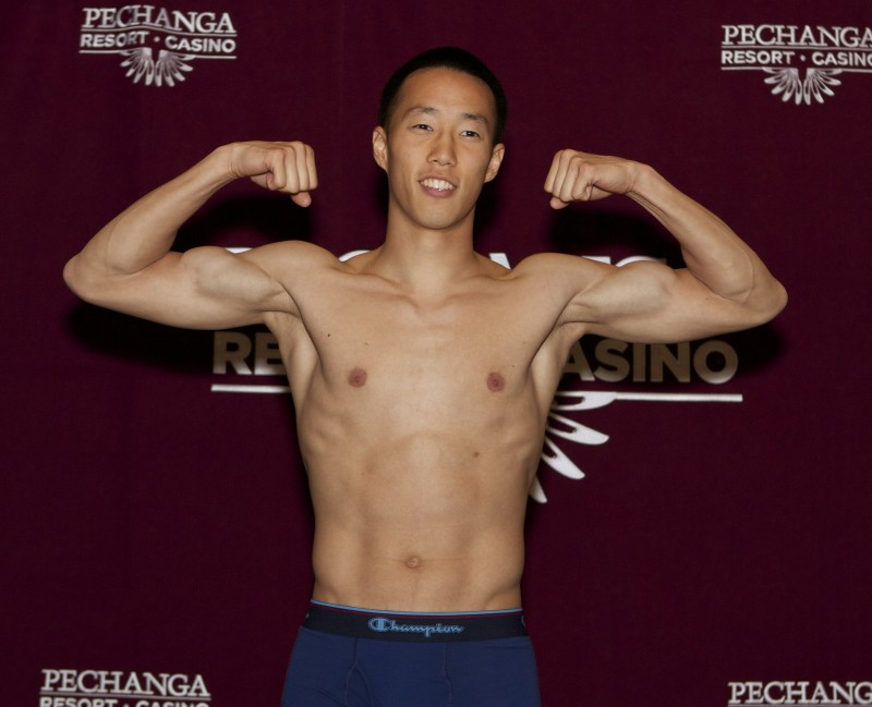 Daniel Kim will make his professional debut against Cory Muldrew. (Photo - Brett Ostrowski, sharpexposures@gmail.com)