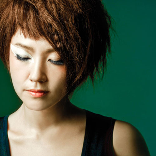 Jazz songstress Nah Youn-sun