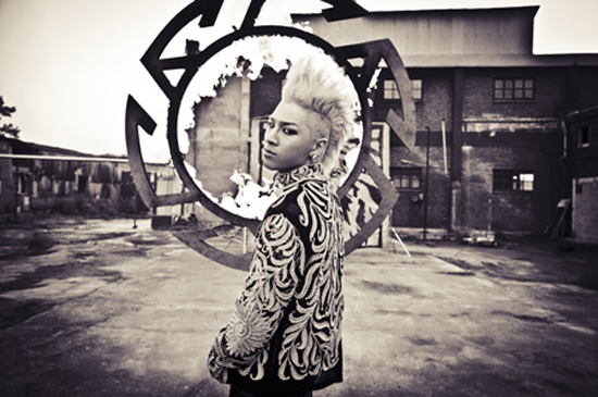 Taeyang, member of Big Bang, won the award for song of the year. (Courtesy of YG Entertainment)