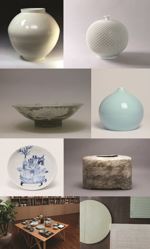 "A total of 106 pieces of Korean craftworks will be on display at the ""Hidden Match — An Exhibition of Korean Craft"" at the National Museum of Saudi Arabia for one month starting from Nov. 24."