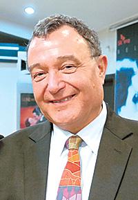 Israeli Ambassador Uri Gutman