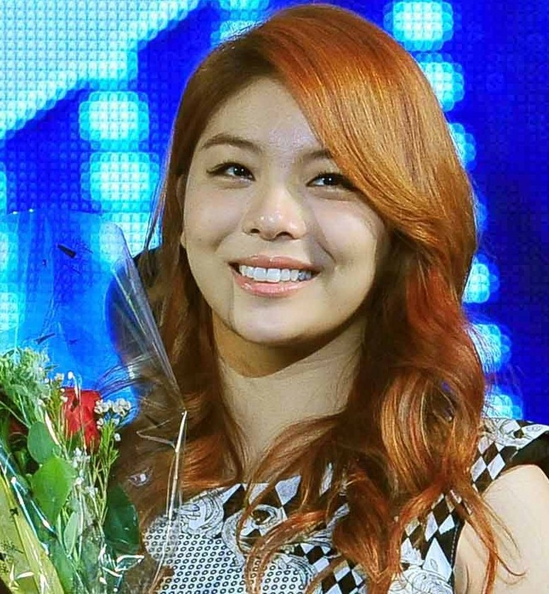Ailee has actually received at least three awards since the nude pictures were leaked on Internet. (Yonhap)