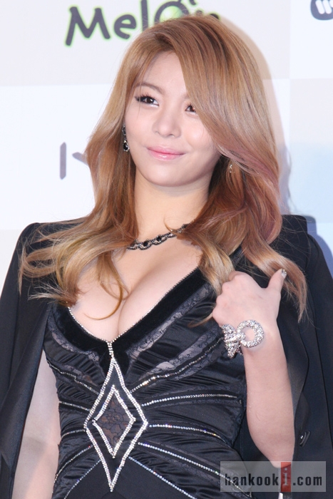 YMC says it will prepare legal action against the person who leaked Ailee's nude photos. (Korea Times file)