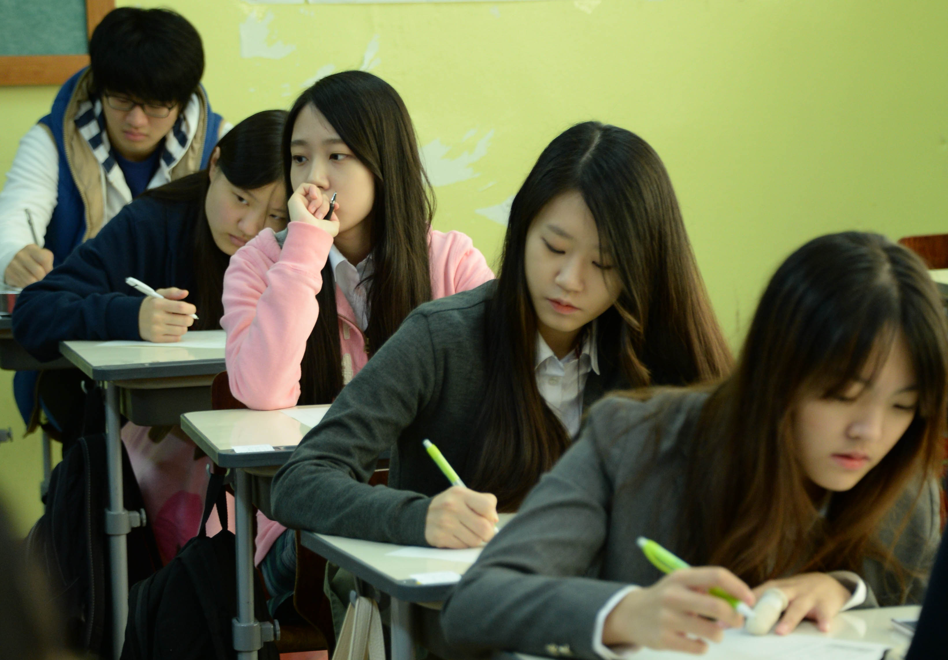 History behind Korea's obsession with education – The ...