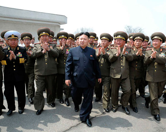 North Korea Chic? (Korea Times file)