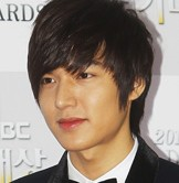 Actor Lee Min-ho