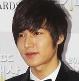 Actor Lee Min-ho