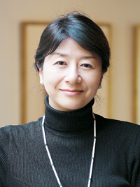 Professor Chiharu Izumi at Seokyeong University