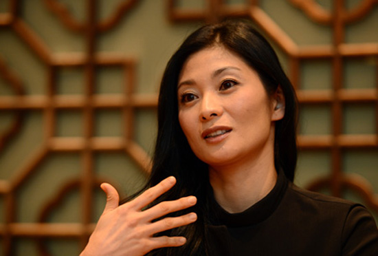 Kang Sue-jin, incoming director of Korea National Ballet