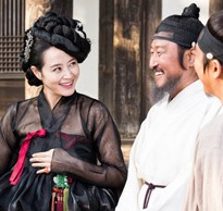 "A scene from ""The Face Reader"" (Korea Times)"