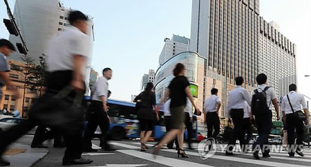 Korean workers take the least amount of vacation days when compared to the rest of the world.