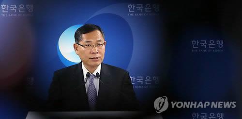 Jung Yung-taek, BOK director general (YONHAP)