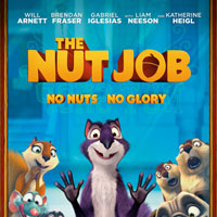 "A poster of ""The Nut Job"""