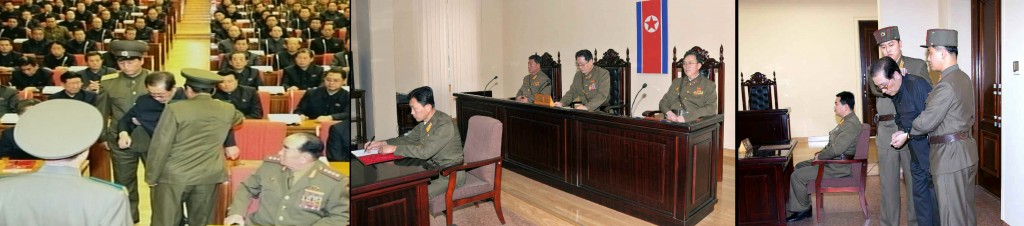 The execution of Jang, came only four days after he was  arrested at a politburo meeting of the ruling party. (Yonhap)