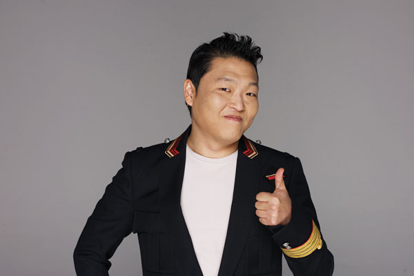 Psy (Korea Times file)