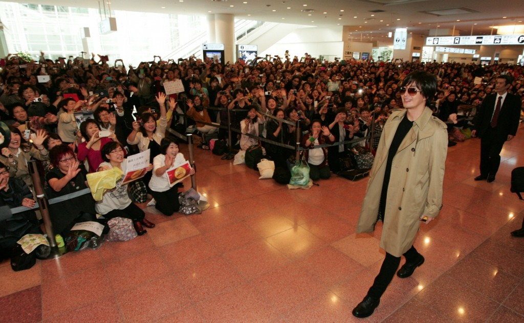 News of Bae dating probably made a lot of middle-aged Japanese women sad. (Newsis)