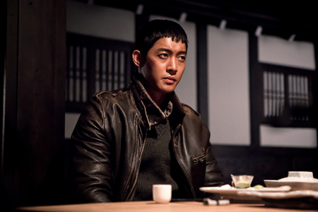 "KBS will air ""Inspiring Generation"" on Jan. 15, starring K-pop heartthrob Kim Hyun-joong, a member of boy band SS501. (Courtesy of KBS)"