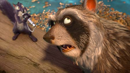 "A scene from ""The Nut Job"""