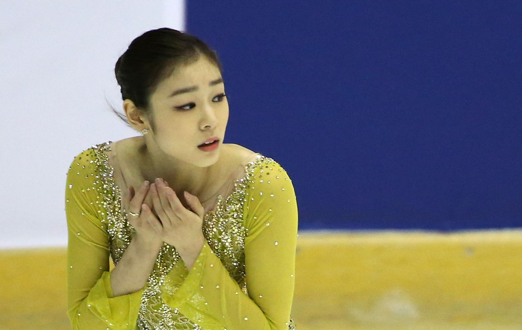 Kim Yuna's chance of defending her Olympic title  may have just improved.