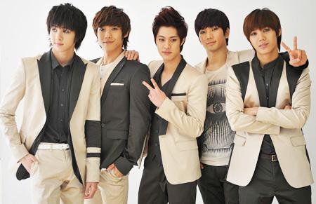 K-pop group MBLAQ