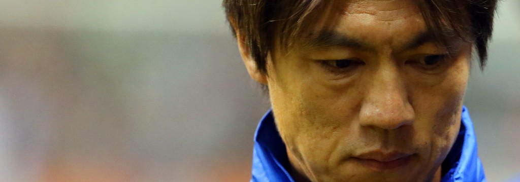Korean manager Hong Myung-bo must avoid another poor showing. (Yonhap)