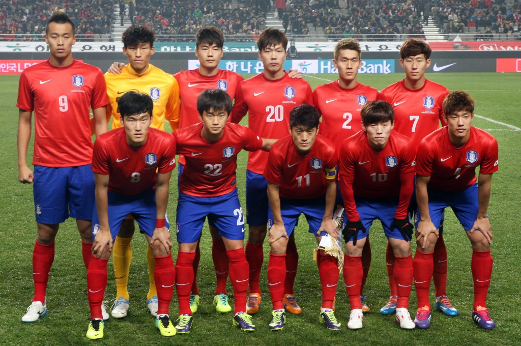 Korean national soccer team is coming to Los Angeles.