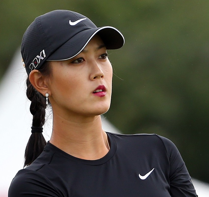 Michelle Wie says he had good off-season, and feels good about this year. (AP)