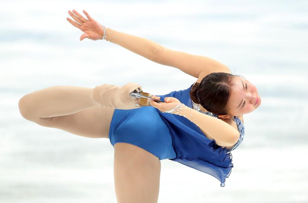 Experts consider Kim Hae-jin as more advanced and natural performer than Park So-youn. (Yonhap)