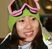 Seo Jung-hwa Mogul skier