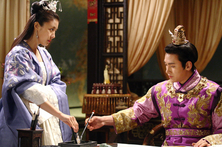 """Empress Ki"" which are recently gaining popularity in Central and South Americas. (Korea Times file)"