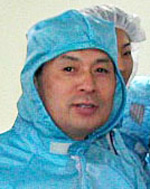 Hwang Woo-suk is the scientist behind the cloning procedure.