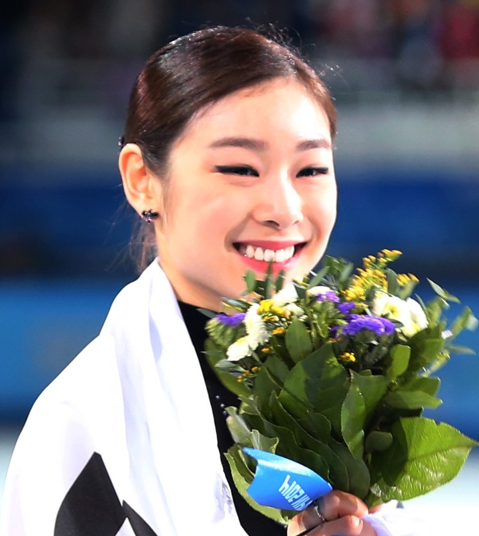 Kim Yuna has handled the controversy with nothing but class. (Yonhap)