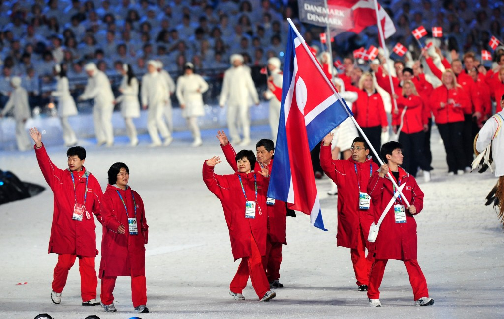 N. Korea's Winter Olympian has gone from six in 2006 Turin to two in 2010 Vancouver to zero in 2014 Sochi. (Newsis)