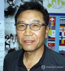 Lee Soo-man, head of SM Entertainment Co.
