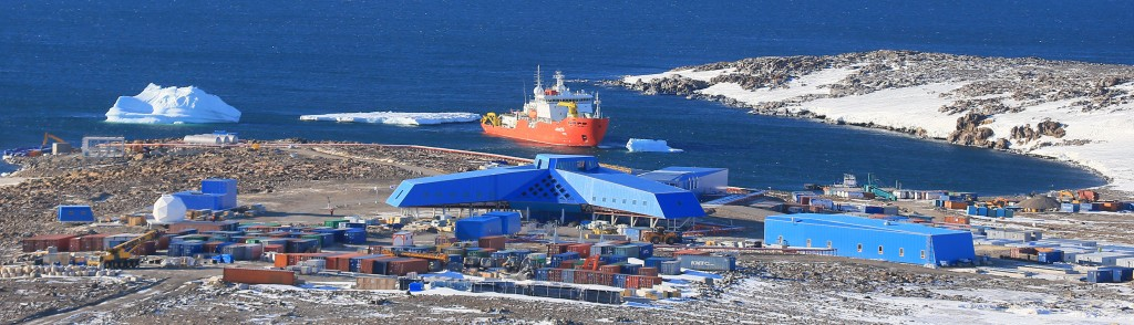 With the Jang Bogo Station in Terra Nova Bay, South Pole,  Korea became the world's 10th country to run more than one year-round research center in the Antarctic with the completion of the new research base. (Yonhap)