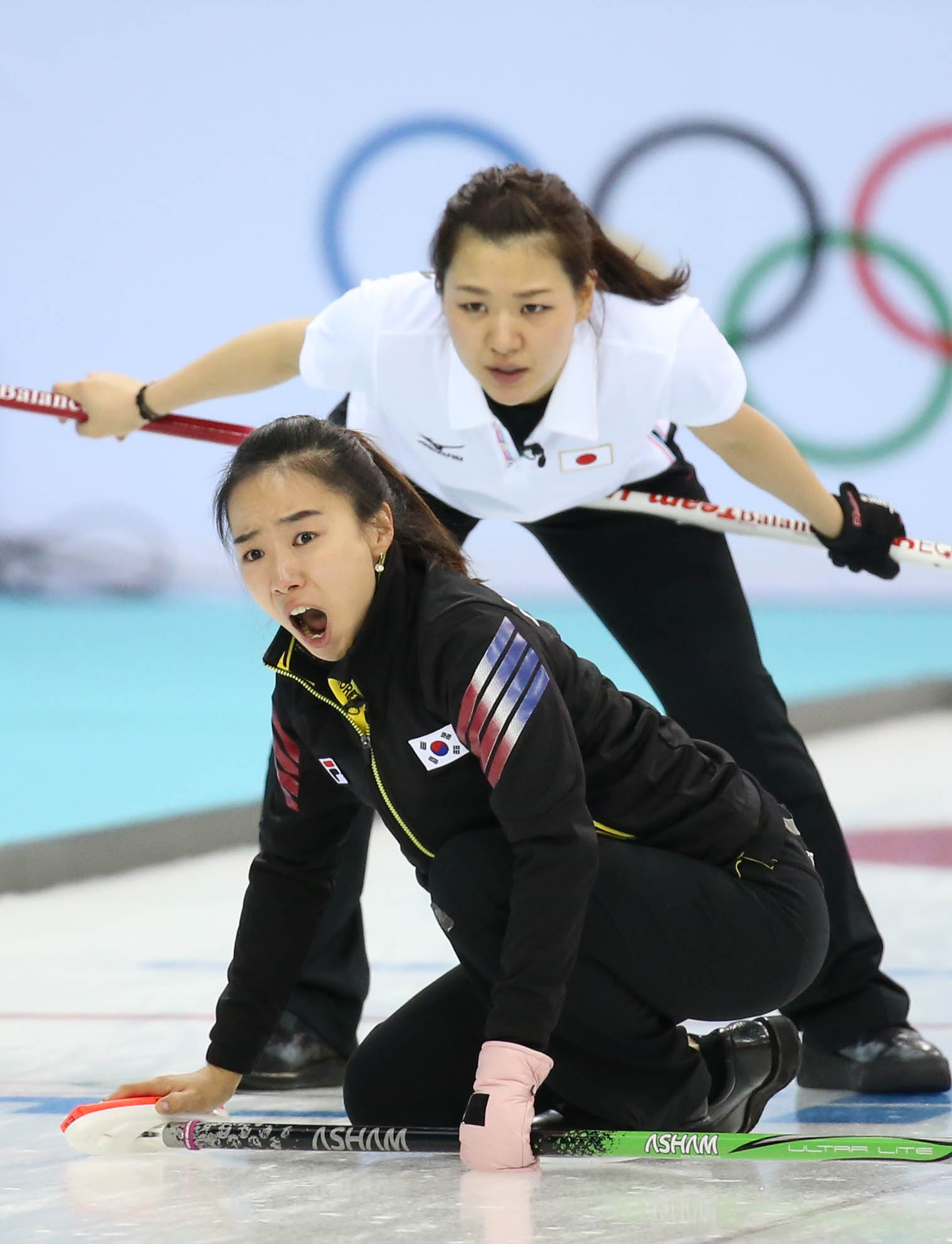 Russia won the first ever curling medal 13.02.2018 62