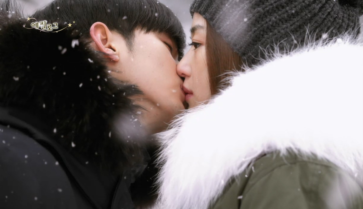 The sci-fi drama, which stars Jun Ji-hyun and Kim Soo-hyun, is the story of a romance between an alien and an actress. (Newsis)