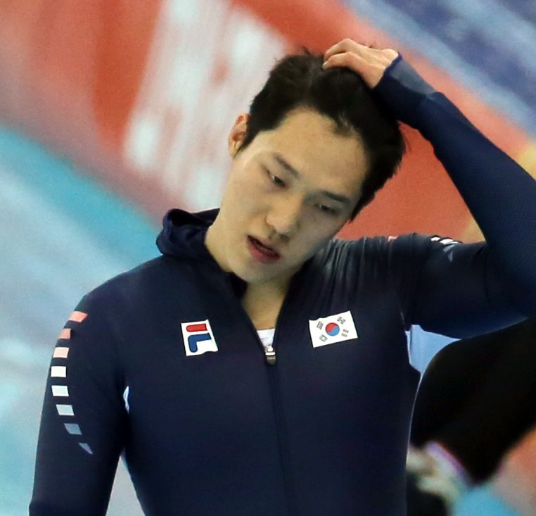 Mo Tae-bum was left scratching his lead after his fourth place finish at Sochi. (Yonhap)
