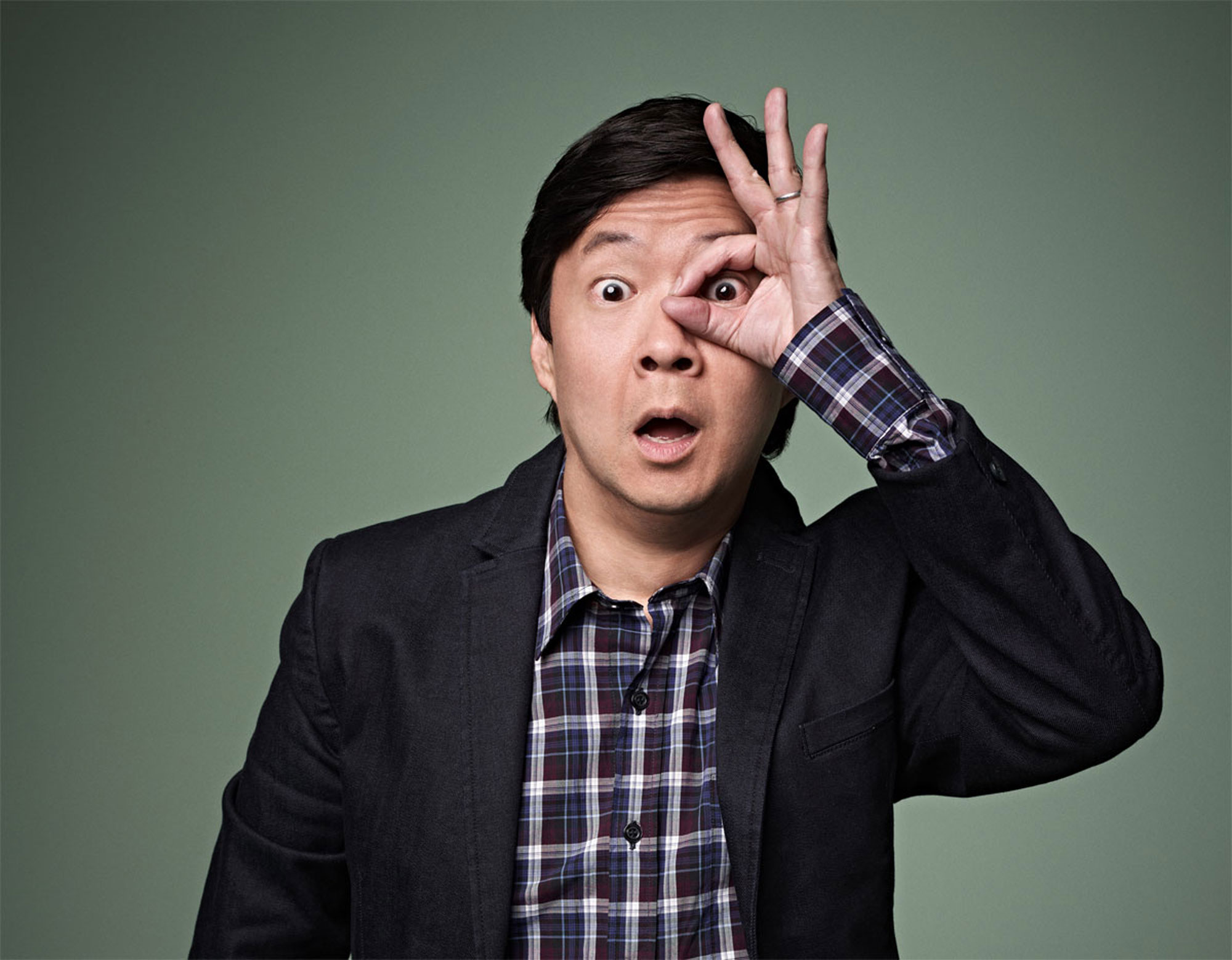 ken jeong daughters