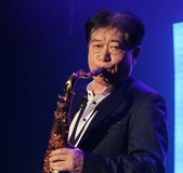 Saxophonist Jung Sung-jo