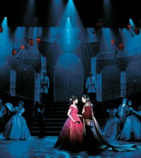 Korean stage actors  are building up reputations through musicals and drawing attention from overseas producers. (Korea Time file)