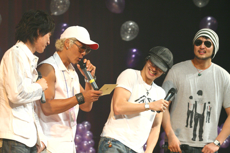 The members of g.o.d, who have been on separate career paths since 2005, will reunite to release a new album. (Korea Times file)