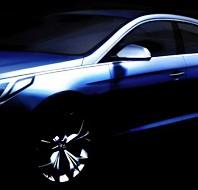 Hyundai Motor unveiled the all-new Sonata at its research center in Namyangju, Gyeonggi Province, Tuesday. (Courtesy of Hyundai Motor)