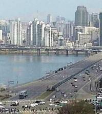 Mapo Bridge in Seoul / Yonhap
