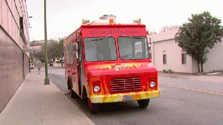 Port San Antonio officials have banned CockAsian, a spicy Korean food truck. (MYFOXANTONIO)