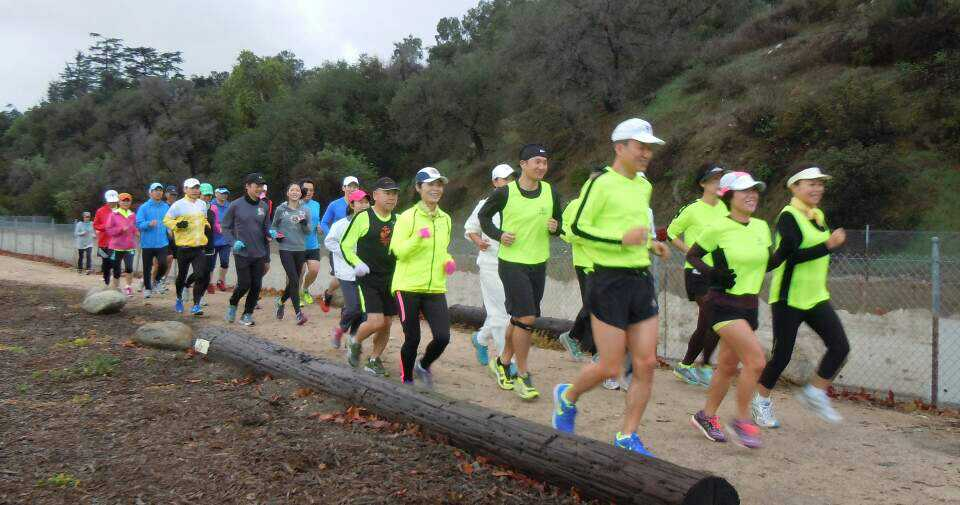 Korean American Running Team (KART) members have prepared hard for this Sunday's LA Marathon.